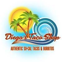 Diego's Taco Shop