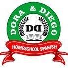Dora & Diego Homeschool Spanish Plus Homeschool Inspired Spanish
