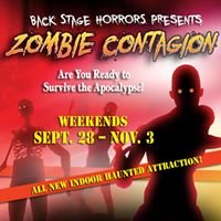 Back Stage Horrors Haunted Attraction