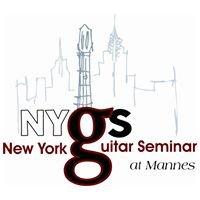 New York Guitar Seminar at Mannes
