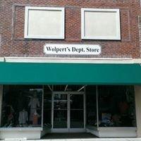 Wolpert's Dept. Store