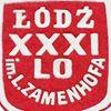 XXXI Liceum Ogólnokształcące im. Ludwika Zamenhofa w Łodzi