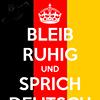 Deutsche Sprache lernen