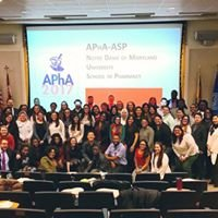 Notre Dame of Maryland University School of Pharmacy APhA-ASP Chapter
