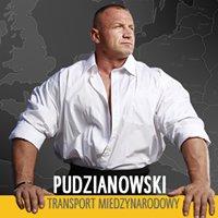 Mariusz Pudzianowski Transport