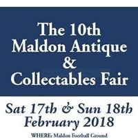 Maldon, Antique Fairs and Swap Meets.