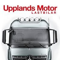 Upplands Motor Mercedes-Benz lastbilar