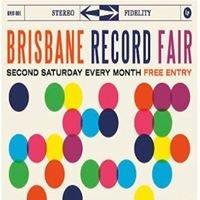 BRISBANE RECORD FAIR
