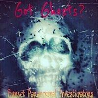 Sunset Paranormal Investigators
