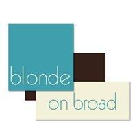 Blonde On Broad