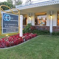 Dr Ann Johannsen & Dr Brad Baggarly-  Claremont Optometry