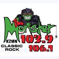 """KZMN - 103.9 """"The Monster"""""""
