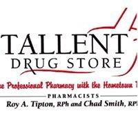 Tallent Drug Co