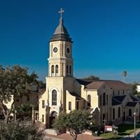 Sacred Heart Church  -  McAllen, TX