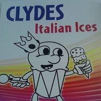Clydes Homemade Italian Ice & Ice Cream