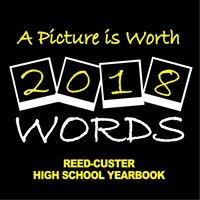 Reed-Custer High School Comet Yearbook