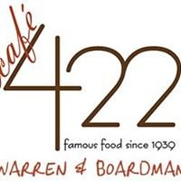Cafe 422-Warren