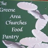 Greene Area Churches Food Pantry