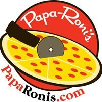 Papa Roni's Pizza and Ice Cream