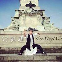 天行武道 - Tianxing wudao - Kungfu Paris