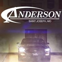 Anderson Ford of St. Joseph