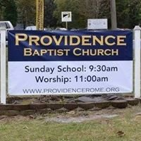 Providence Baptist Church - Rome, GA