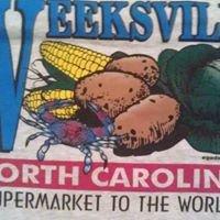 Weeksville Grocery
