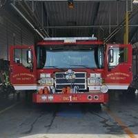 North Spartanburg Engine 1