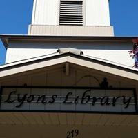 Lyons Public Library, Lyons, OR