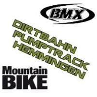 Dirtbahn-Pumptrack Hemmingen