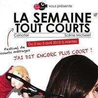 Festival La Semaine Tout Courts