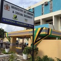 Ministry of Labour and Social Security, Jamaica