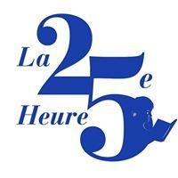 Librairie La 25e Heure