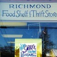 Richmond Food Shelf & Thrift Store, Inc