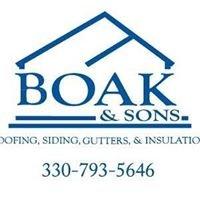 Boak & Sons, Inc.