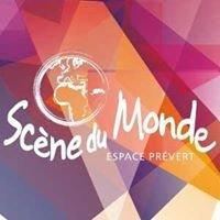 Espace Prévert - Scène du monde