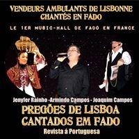 Music-hall - Pregões de Lisboa cantados em fado