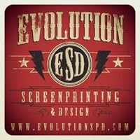 Evolution Screenprinting & Design