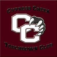 Cypress Creek Football Touchdown Club