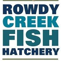 Rowdy Creek Fish Hatchery Steelhead Fishing Derbies