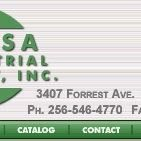COOSA INDUSTRIAL SUPPLY INC