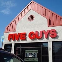 Five Guys Burgers and Fries Framingham