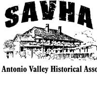 San Antonio Valley Historical Association