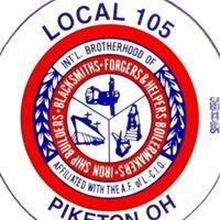 BoilerMakers Local #105