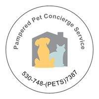 Pampered Pet Concierge Service