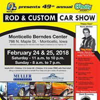 Rod and Custom Car Show