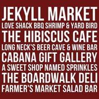 Jekyll Market at Beachtown