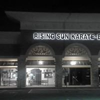 Rising Sun Karate NTC