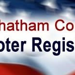 Chatham County Voter Registration