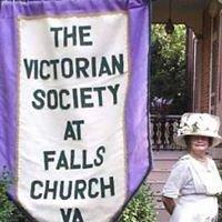Victorian Society at Falls Church, Virginia
